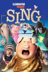 Watch Sing Full Movie Streaming HD