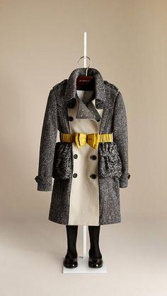 7f6edbedf20 Burberry kid s coat Burberry Gifts