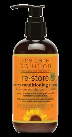 Creamy Conditioning Cleanser 8ozs  (with jojoba oil & nettle extract)   Gently cleanses and infuses your hair with restorative essential oils  Great for daily use instead of shampoo. Rinses impurities from the hair, while distributing restorative essential oils like Jojoba and Henna.  Excellent for preventing hair color fading, leaves hair clean and conditioned Doesn't strip hair of its natural oils, fabulous for co-washing. Excellent for chemically treated or natural hair