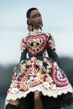 fashion royalty adel