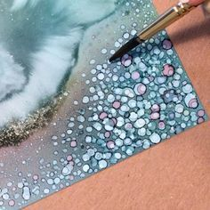 Ink/ocean ideas