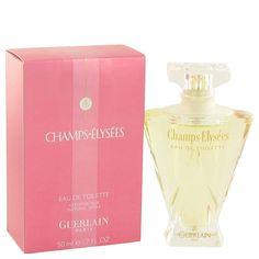 CHAMPS - ELYSEES BY GUERLAIN EAU DE TOILETTE SPRAY 1.7 oz FOR WOMEN