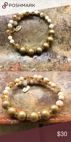 ALEX AND ANI RETRO GLAM ENIGMA GOLD BEADED WRAP ABSOLUTELY GORGEOUS AUTHENTIC ALEX AND ANI RETRO GLAM ENIGMA WASHED GOLD BEADED WRAP. THIS PIECE IS SO BEAUTIFUL AND PICTURES DO NO JUSTICE. SMOKE FREE HOME alex and ani Jewelry Bracelets