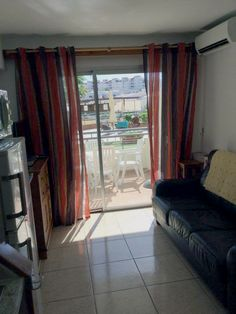 One of our studios for rental on Santa Maria Tenerife. It is on the ground floor and has air conditioning. There are 2 single beds in the bedroom area. Single Beds, Santa Maria, Tenerife, Ground Floor, Conditioning, Studios, Decor Ideas, Curtains, Flooring