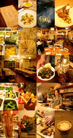 Il Buco Alimentari in NYC...dining alone can be great!