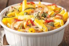 18x zapečené těstoviny | Apetitonline.cz Penne, Potato Salad, Potatoes, Ethnic Recipes, Food, Red Peppers, Potato, Essen, Meals