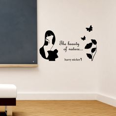 ウォールステッカー wallsticker beauty-of-nature