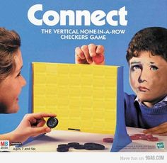 CONNECT! Fun for none of all ages!