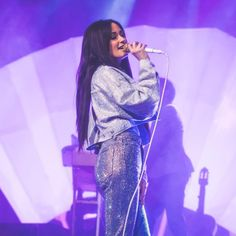 Curated fashion inspiration for your next favorite look Lollapalooza, Stage Outfits, Fashion Outfits, Leo Women, Kacey Musgraves, Sleek Hairstyles, Purple Aesthetic, Celebs, Celebrities