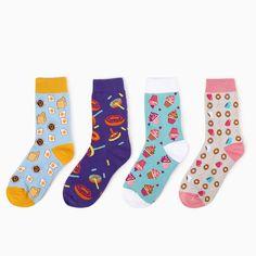 81f907c14c01 31 Best socks images in 2018   Malaysia, Pineapple print, Bird patterns