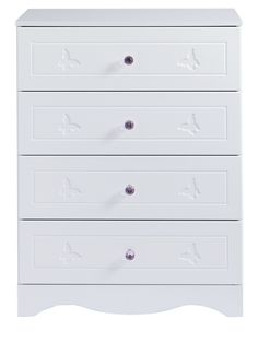 Hana Chest of 4 Drawers | Very.co.uk