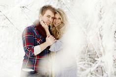Winter Engagement. Shawn & Cait