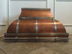 Copper Range-hood, La Cornue Range Hoods,Fan Included, All Custom Sizes, Metals #custom