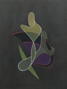 Date unknown - Domela, Cesar - Untitled Geometric Sculpture, Sculpture Art, Concrete Art, Art Database, Art Studies, Contemporary Art, Abstract Art, Fine Art, Artwork