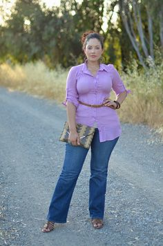 {A Walk In The Sun} REAL Curvy Girl inspiration from Tanesha Awasthi, her blog: Girl With Curves