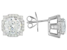 $89.99 http://www.jtv.com/charles-winston-for-bella-luce--r-7.42ctw-rhodium-plated-silver-earrings/1589304.html
