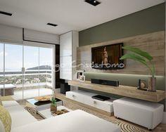 Tiago Crisostomo - Design: Sala de TV
