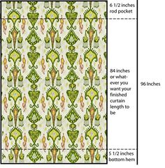 DIY Lined Curtains - Step 1 save $...line curtains with bedsheets