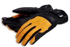 Rękawiczki Ducati Street Master C2 Scrambler (czarny-beż) #ducati #scrambler