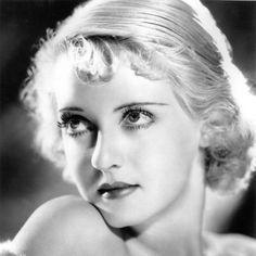 Bette Davis, beautiful photo! The top 100 actors (leading role) in the golden age of Hollywood #2