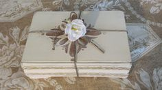 """""""Inspired by ivory."""" Etsy treasury list featuring ivory decor and furnishings for a neutral-themed home"""