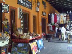Los colores de Huasca de Ocampo