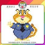 #pixle #pixelart #perlerbead #perlerbeads #hamabeads #mmbeads #zootopia #拼豆... | Iconosquare