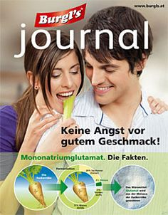 Keine Angst vor gutem Geschmack Journal, No Fear, Food And Drinks