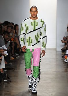 Note to self: This Jeremy Scott fellow is an idiot.