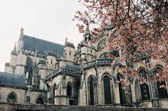 Cathédrale Saint-Pierre-et-Saint-Paul de Troyes, France. My love of cathedrals will never end~ #travel #France
