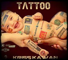 Underground Baby ! Mixtape by Kriss Kawan http://www.djpod.fr/krisskawan/tattoo-mixtape-by-kriss-kawan