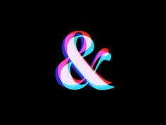 Ampersand designed by Justin Bellefontaine. Typography Fonts, Graphic Design Typography, Ampersand Tattoo, Hand Drawn Lettering, Hand Logo, Symbol Design, Visual Communication, Cool Fonts, Writing