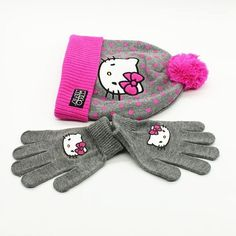 #glove #bobblehat #fleeced #cute  #hat #character #accessory #yam #crocheting #crochet #boy #HelloKitty #headwrap #magazine #love #blogger #pattern #new #style  #knitting #modeling #fashion #gift #amazing #fun #snow #design #fashionclothesoutlet #handmade pf15  2-7yrs