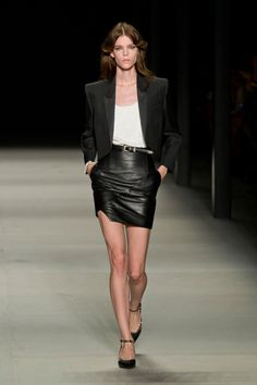 Saint Laurent | Paris | Verão 2014 RTW