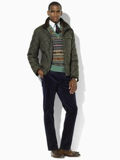 Ralph Lauren Richmond Quilted Jacket