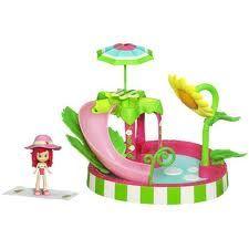 strawberry shortcake doll house - Google Search