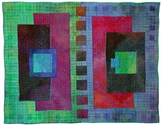 Michele Hardy ColorfieldsGallery. Art Quilts, Fiber Art, Mixed Media