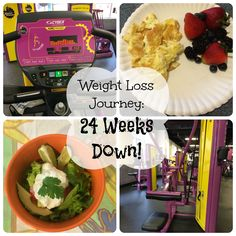 First Time Mom and Losing It: Weight Loss Journey: 24 Weeks Down!