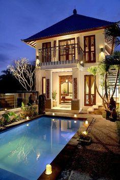 Nice house'
