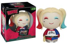 Funko releasing Harley Quinn Dorbz from Suicide Squad