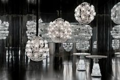 Le Roi Soleil by Marcel Wanders is Adjourned with Crystal Shades | Discover more: http://designlimitededition.com/