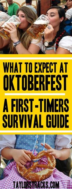 Everything you need to know for the original Oktoberfest from finding the perfect Oktoberfest outfit, how much it costs and how to choose an Oktoberfest tent! Travel in Europe.