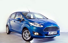 Ford Fiesta, 2014-2015 Cheap economy class local rental cars from 24.00 euros per day in Riga, Latvia