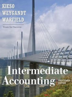 Test bank Solutions for Intermediate Accounting Desktop Edition 13th Edition by Kieso ISBN 9780470464229 INSTRUCTOR TEST BANK SOLUTIONS VERSION  http://solutionmanualonline.com/product/test-bank-solutions-intermediate-accounting-desktop-edition-13th-edition-kieso-isbn-9780470464229-instructor-test-bank-solutions-version/