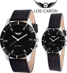 Buy Lois Caron Wrist Watches  at just Rs. 399 from Flipkart