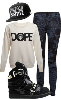 """""""Untitled #42"""" by strictlyreckless on Polyvore"""