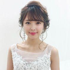 Korean Bride, Wedding Book, Bridal Style, Bridal Hair, Wedding Hairstyles, Hair Cuts, Engagement, Hair Styles, Inspiration