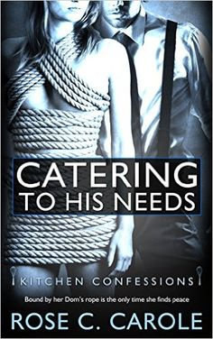 Just finished this debut novel and highly recommend it for anyone who loves kinky romance. It's romantic, and kinky. And perfect! (PS, there's food!)
