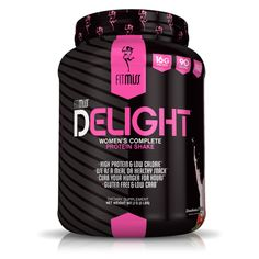 FitMiss Delight | FitMiss - Official Trade Sports Nutrition Distributor | Tropicana Wholesale