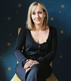 J.K. Rowling has inspired me in some many ways... She just changed my life.